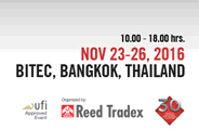 Ming Chen (Thailand) will be participating the 29th Thailand Metalex